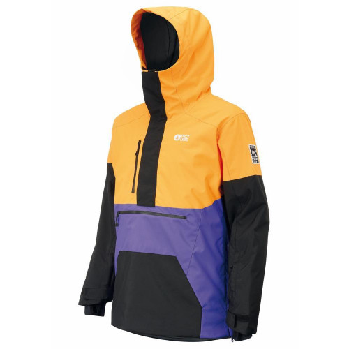 Picture Trifid Men's Jacket Yellow/Black