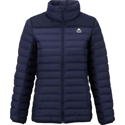 Burton Womens Lyndon Synthetic Collar Insulator Mood Indigo