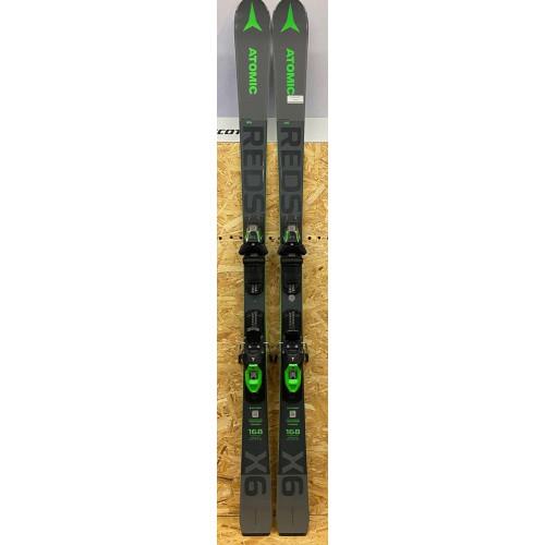 Atomic Redster X6 Ex-Demo Skis + M11 GW Bindings 2021 168cm