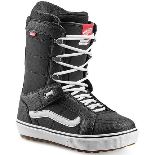 Vans Hi-Standard OG Mens Snowboard Boots Black/White 2020