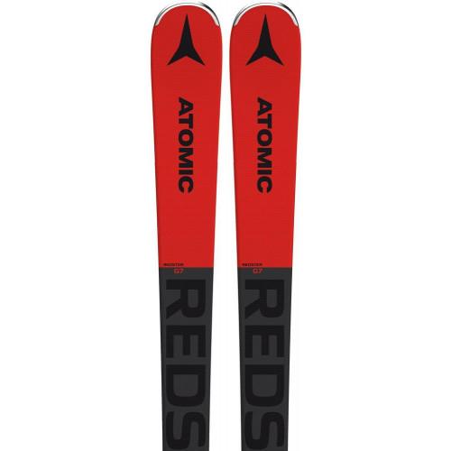 Atomic Redster G7 Skis + FT12 GW Bindings 2021