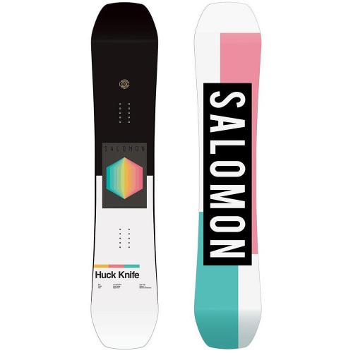 Salomon Huck Knife Snowboard 2020 158cm