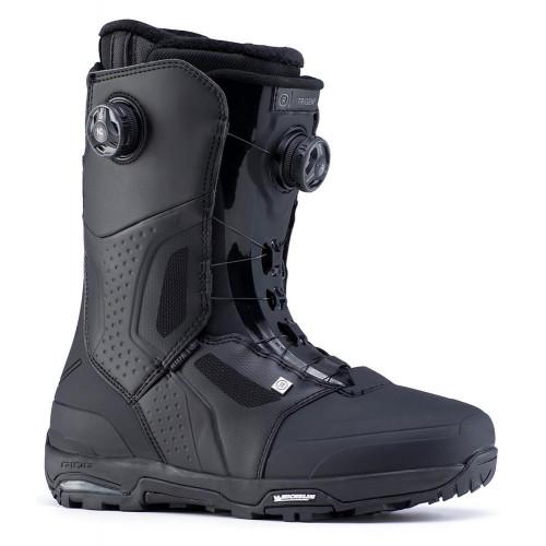 Ride Trident BOA Mens Snowboard Boots Black 2020