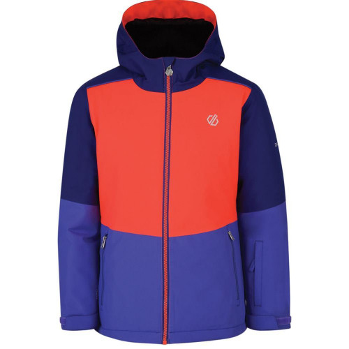 Dare 2b Aviate Kids Jacket Simply Purple/Fiery Coral