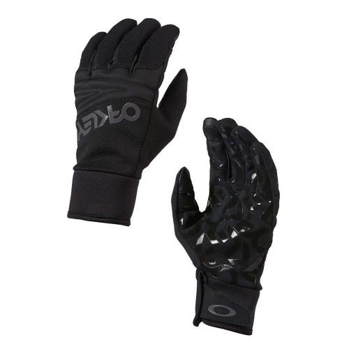 Oakley Factory Park Gloves Blackout