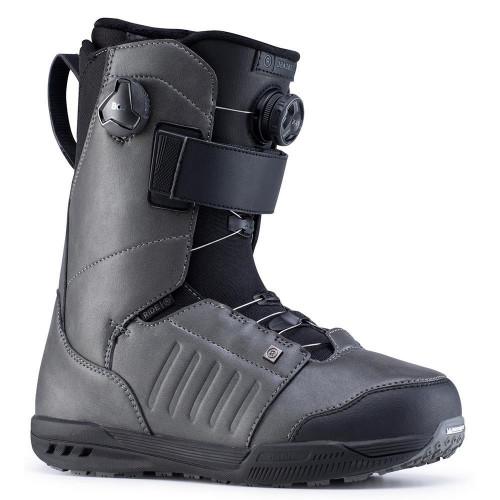 Ride Deadbolt Mens Snowboard Boots Grey 2020