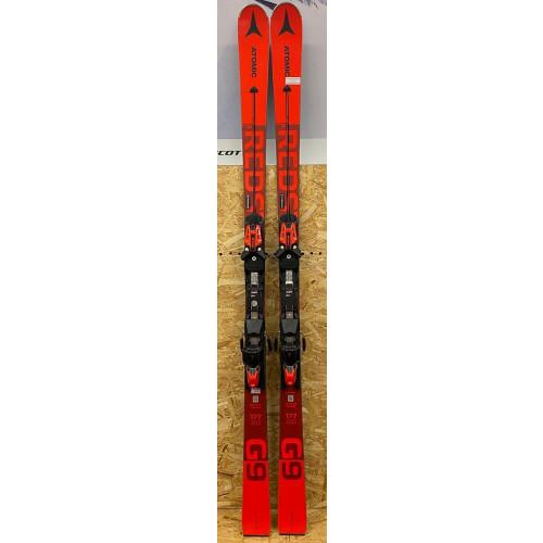 Atomic Redster G9 AFI Ex-Demo Skis + X12 GW Bindings 2021 177cm