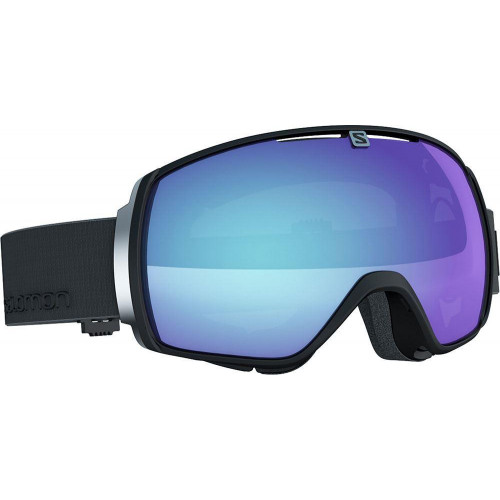 Salomon XT One Photo Goggles Black/All Weather Blue Photochromic