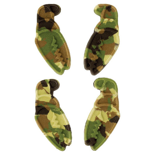 Crab Grab Mini Claws Stomp Pad (4 Pack) Camo