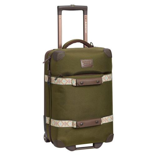 Burton Wheelie Flight Deck 38L Travel Bag Keef Ballistic