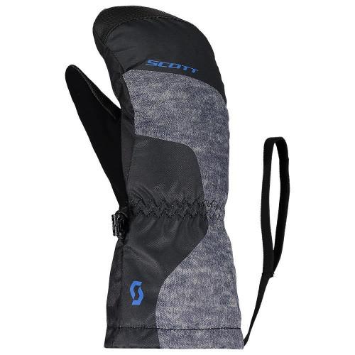 Scott JR Ultimate Junior Gloves Black/Blue