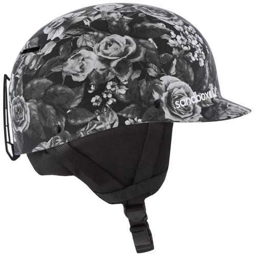 Sandbox Classic 2.0 Snow Helmet Rose Camo Matte 2020