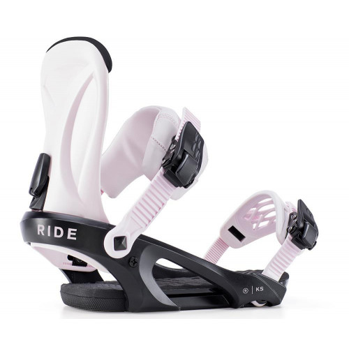 Ride KS 2019 Womens Snowboard Bindings Lilac