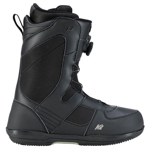 K2 Market 2019 Snowboard Boots Black UK8 - New - Ex-Display