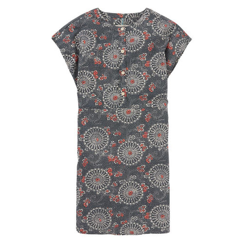 Burton Womens Joy Tunic Domo Print