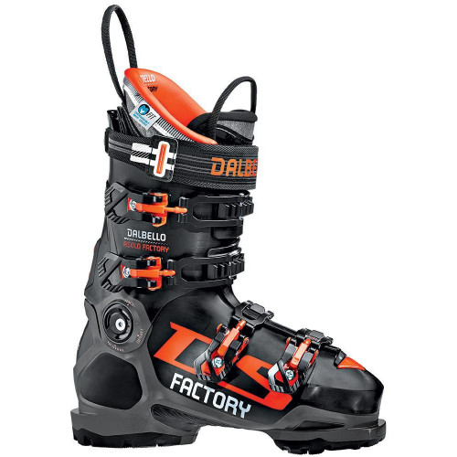Dalbello DS Asolo Factory GW MS Mens Ski Boots Black/Anthracite 2020