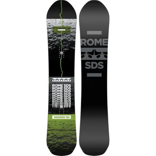 Rome Warden Mens Snowboard 2021 158cm