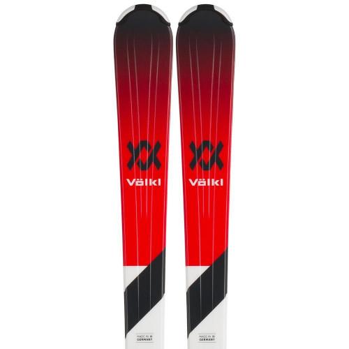 Volkl Deacon 7.4 2020 Unisex Skis + FDT TP 10 Bindings