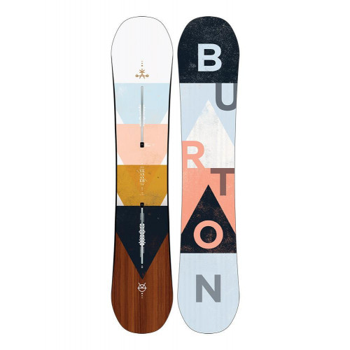 Burton Yeasayer Flying V Womens Snowboard 2020 148cm
