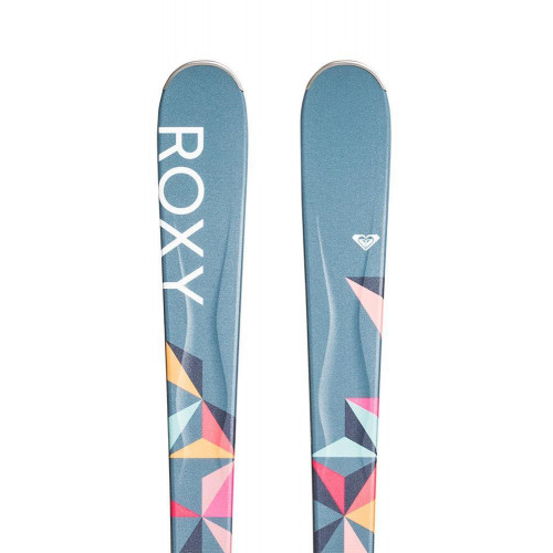 Roxy Kaya 77 Womens Skis + L10 Bindings 2020
