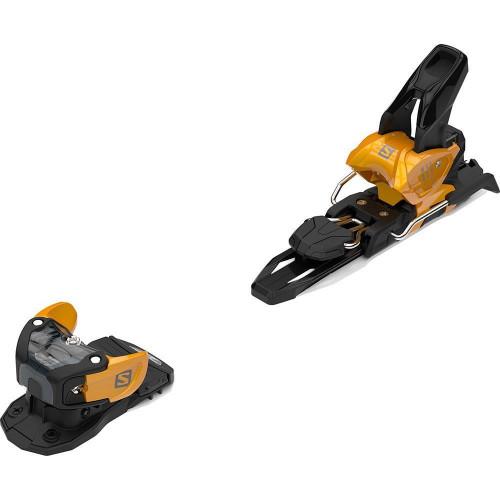 Salomon Warden MNC 11 Ski Bindings Lemon/Chrome