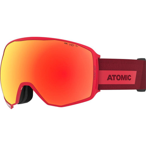 Atomic Count 360 HD Goggles Red - Red HD Cat.2-3 Lens