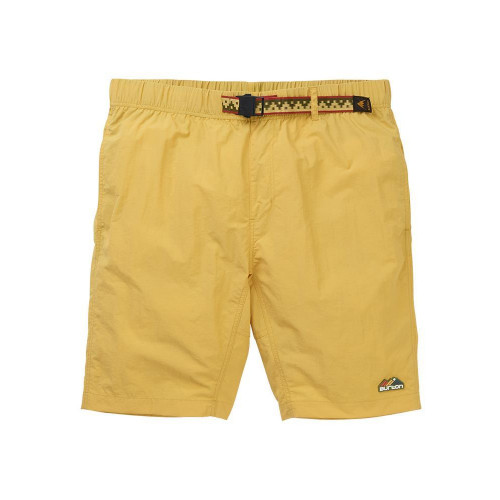 Burton Mens Clingman Shorts Ochre