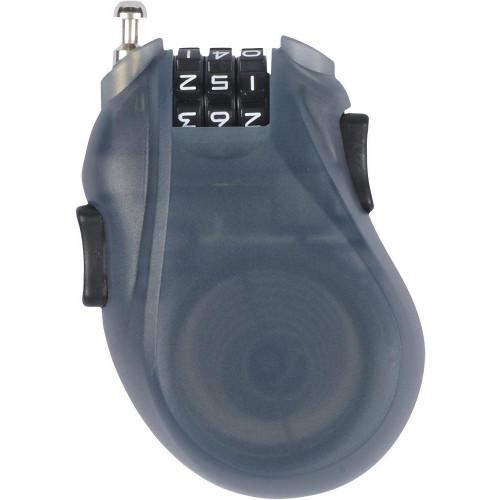 Burton Cable Lock Translucent Black
