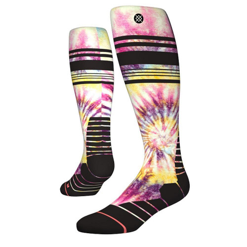 Stance So Fly Snow Womens Snow Socks Multi