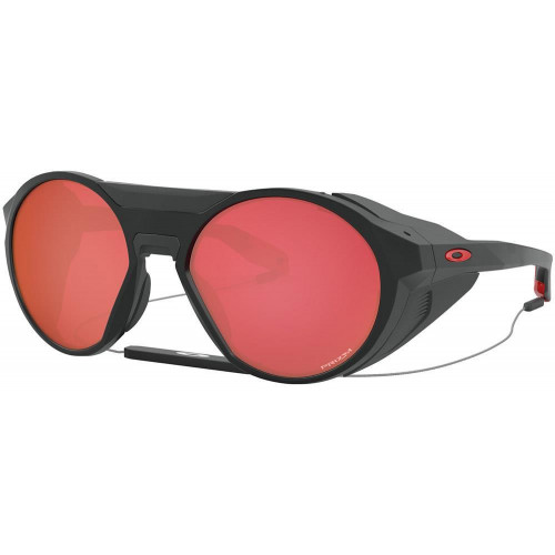 Oakley Clifden Sunglasses Matt Black - PRIZM Snow Torch Lens