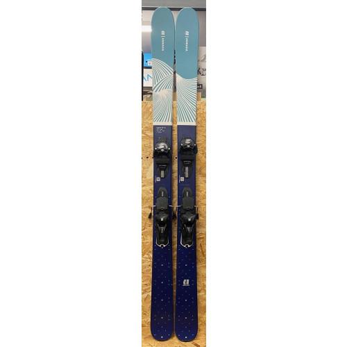 Armada Victa 97 Ti Ex-Demo Womens Skis + Warden 13 DT 2020 171cm