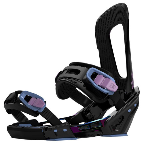 Switchback Eiki Pro Snowboard Bindings Black 2020