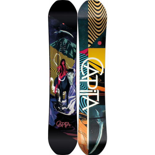 Capita Indoor Survival Snowboard 2020 158cm