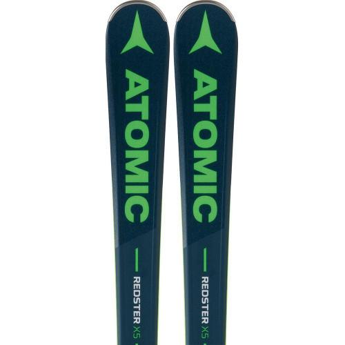 Atomic Redster X5 2019 Skis + FT10 Bindings