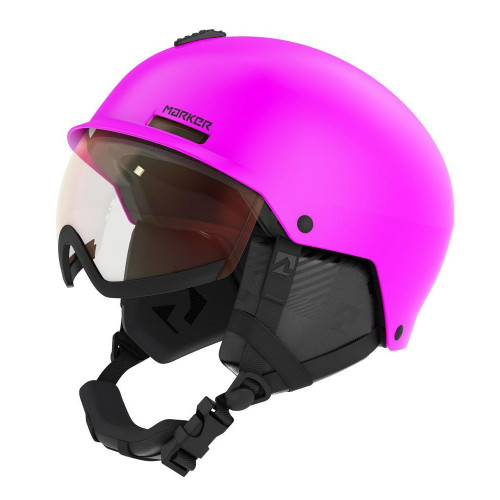 Marker Vijo Junior Ski + Snowboard Helmet Pink