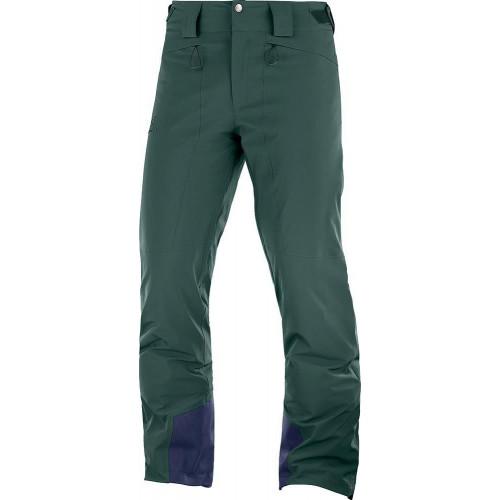 Salomon Icemania Mens Pants Green Gables 2020