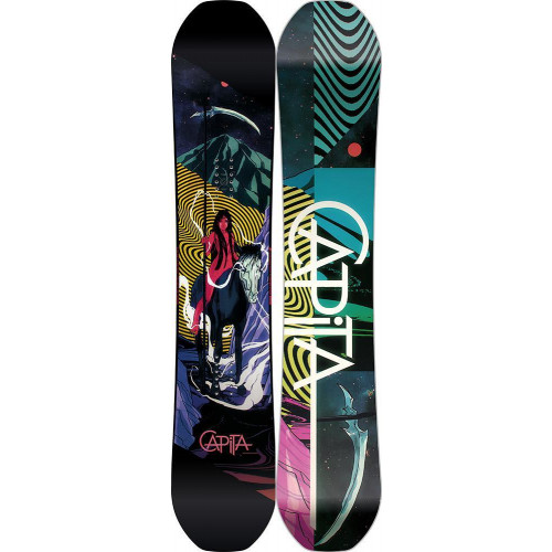 Capita Indoor Survival Snowboard 2020 154cm