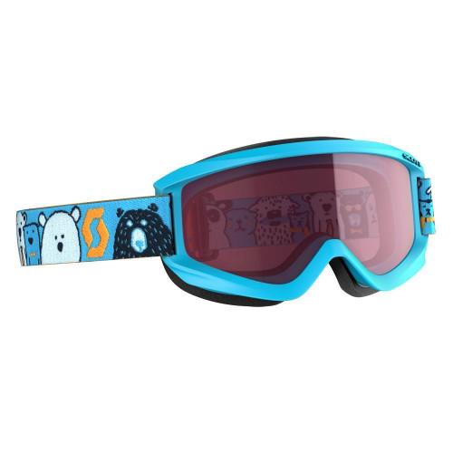 Scott Jr Agent Junior Goggles Blue - Enhancer Lens