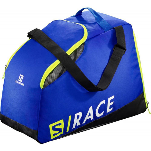 Salomon Extend Max Gearbag Race Blue/Neon Yellow