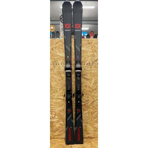 Volkl Deacon X 2021 Ex-Demo Mens Skis + Vmotion 10 GW Bindings 165cm