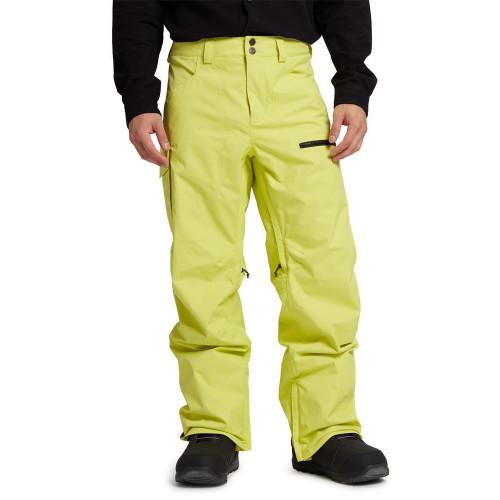 Burton Covert Mens Pants Limeade