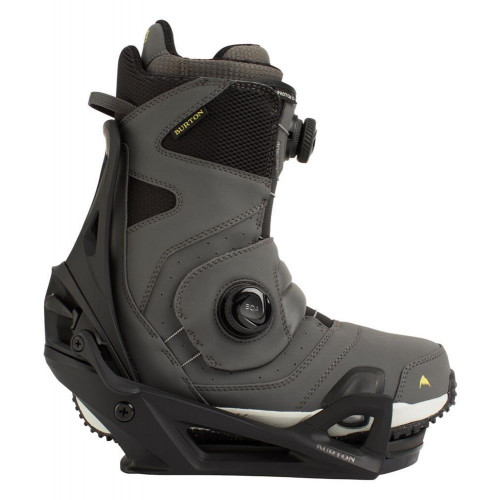 Burton Photon Mens Step On Bundle 2021 Grey / Black 2021