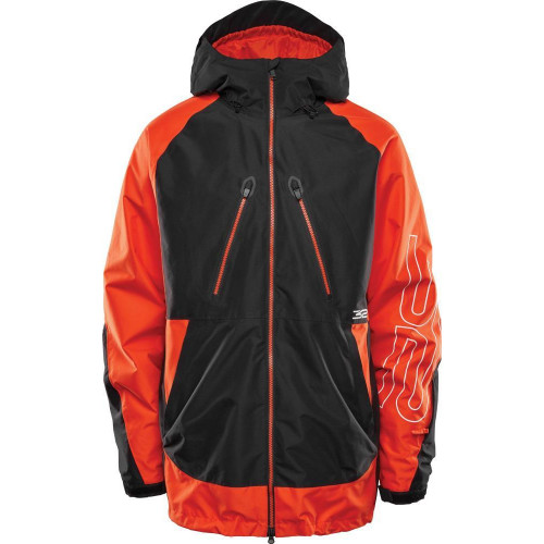 Thirtytwo TM Mens Jacket Black/Orange