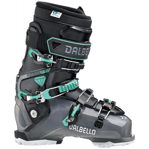 Dalbello Panterra 95 W I.D. GW LS Womens Ski Boots Black Glitter/Black 2020