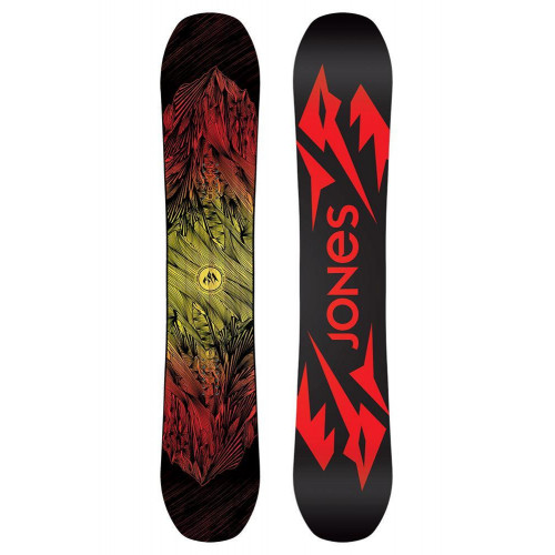 Jones Mountain Twin 2020 157cm