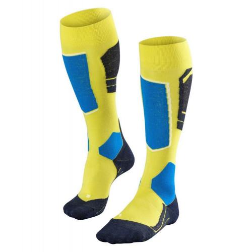 Falke SK4 Mens Ski Socks Sulfur