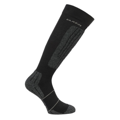 Dare 2b Mens Contoured II Socks Black