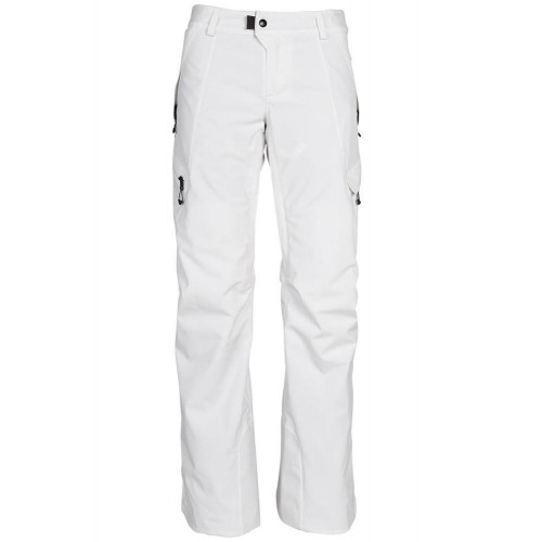 686 Womens GLCR Geode Thermagraph Pants 2019 White
