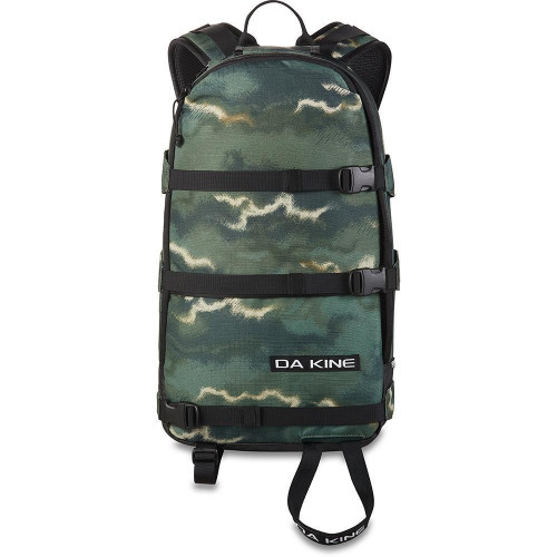Dakine 96' Heli Pack 16L Backpack Olive Ashcroft Camo