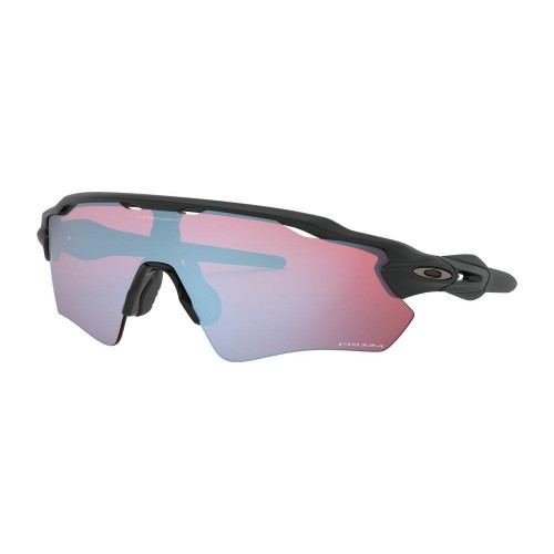 Oakley Radar EV Path Sunglasses Matt Black - PRIZM Snow Sapphire Iridium Lens